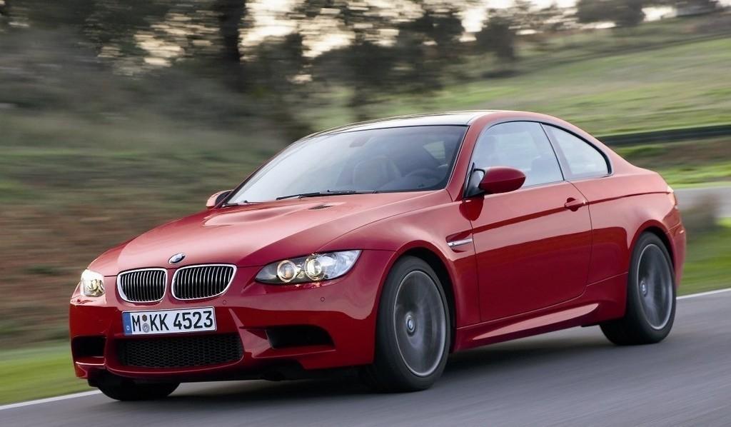 Foto de BMW M3 Coupé (1/38)