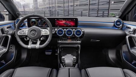 Mercedes Amg A35 Sedan Precio Mexico 11a