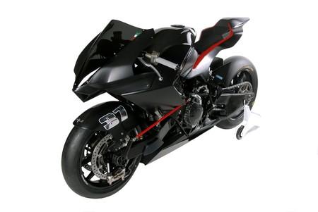 Si buscas una moto poco común, mira la Vyrus 986 M2: deportiva, rara, ultra-exclusiva y nada asequible