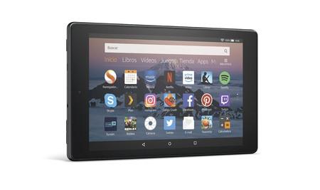 c82d434a549 Amazon Fire HD 8 2018: más capacidad y menor precio para una nueva versión  del tablet