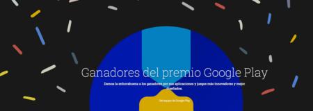 Google anunció a los ganadores de los primeros Premios Google Play
