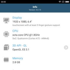 Foto 23 de 34 de la galería xiaomi-mi-max-benchmarks en Xataka Android