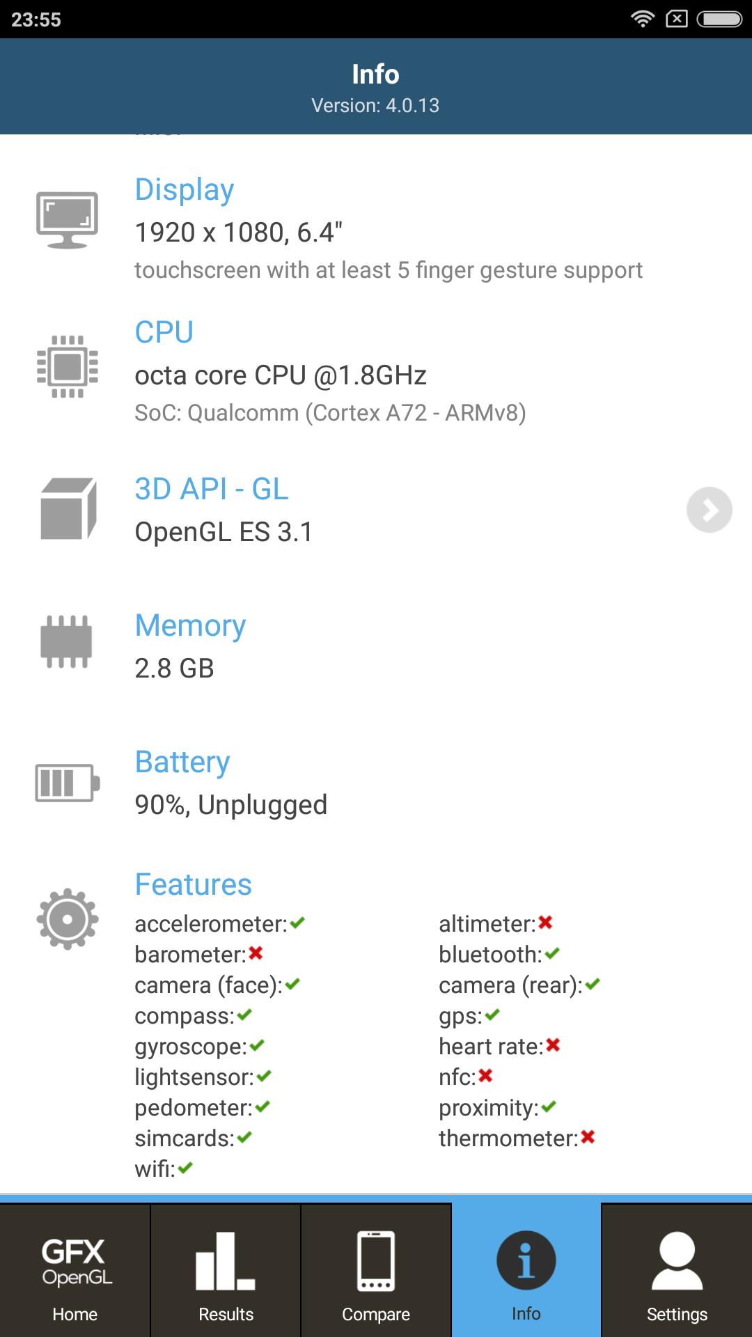 Foto de Xiaomi Mi Max, benchmarks (23/34)