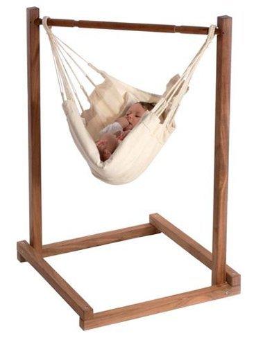 Hamaca Yayita para las siestas del bebé
