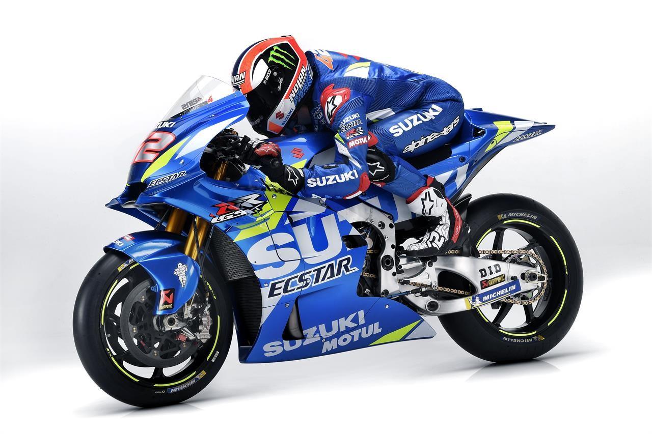 Foto de Presentación MotoGP Suzuki 2019 (54/60)