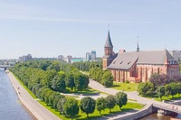 Kaliningrado: un trozo de Rusia aislado en Europa