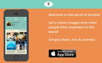 Dubble, fotografía de doble exposición para iOS