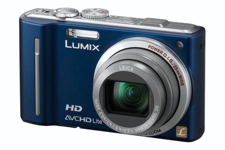 Panasonic presenta las Lumix TZ10, TZ8, ZX3 y FT2, para todas las necesidades