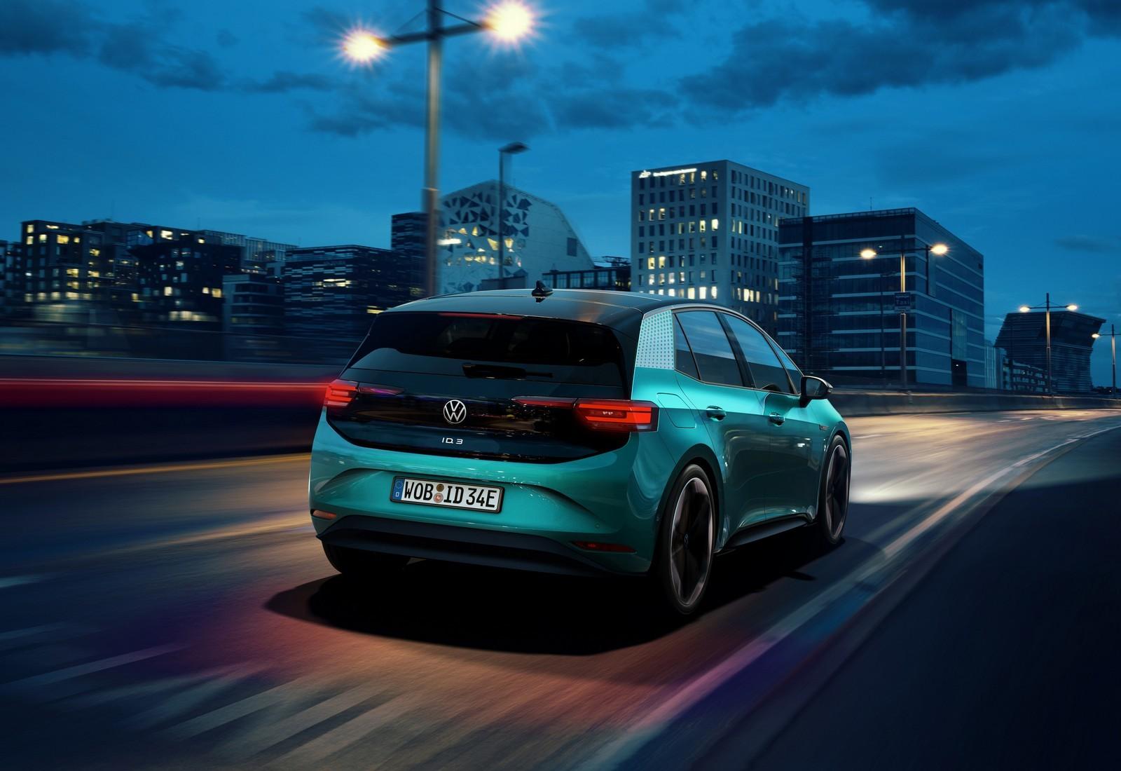 Foto de Volkswagen ID.3 (12/38)
