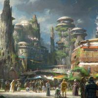 Disney anuncia la construcción de dos parques temáticos dedicados a Star Wars