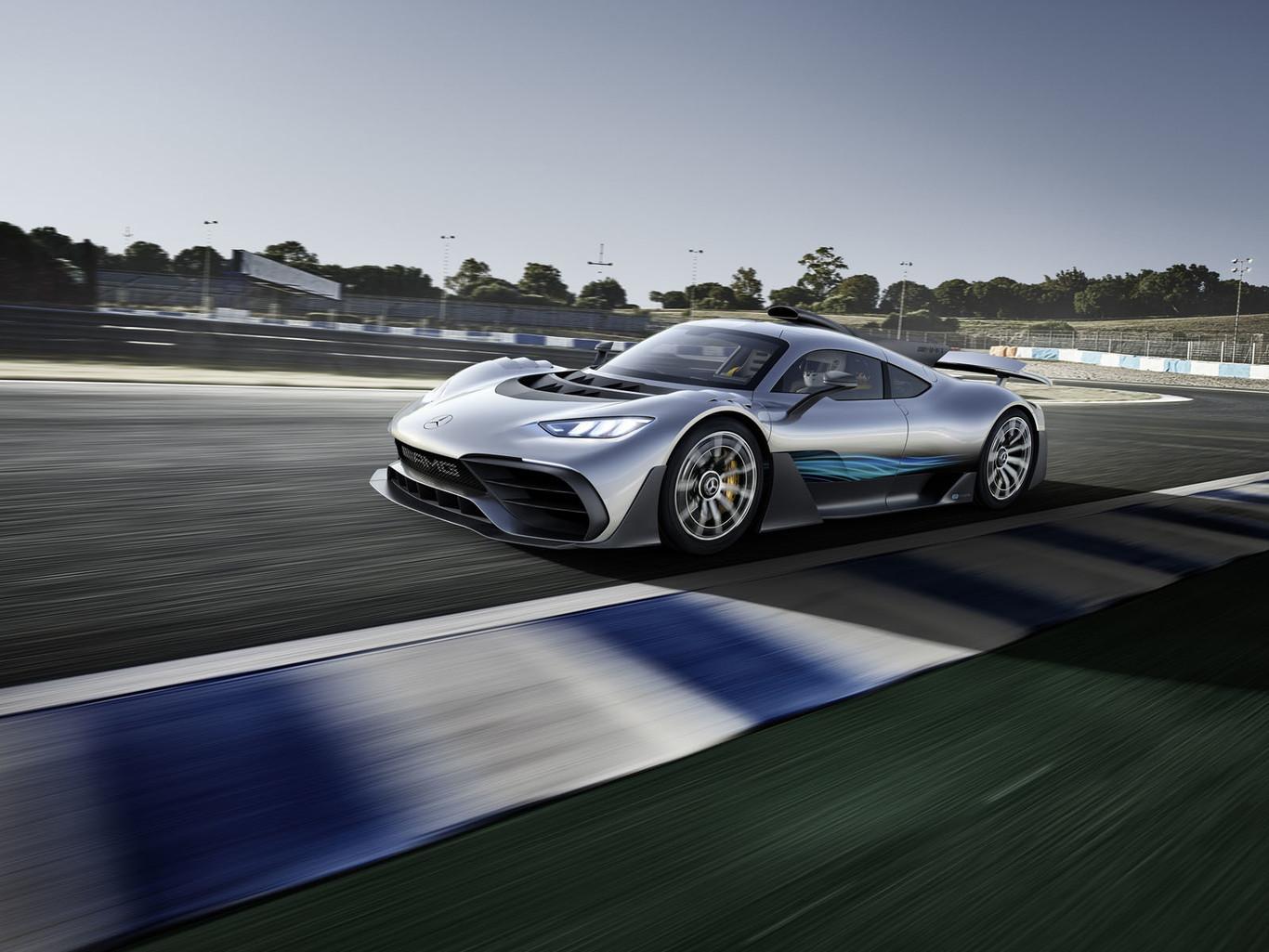Foto de Mercedes-AMG Project One Conept: (7/11)