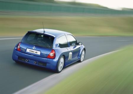 Renault Clio Historia 205