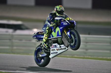 Valentino Rossi Motogp Qatar 2016
