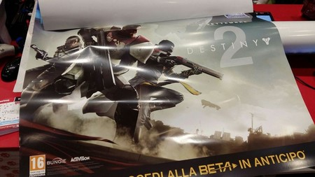 ¿Ha sido filtrada la fecha de lanzamiento de Destiny 2?