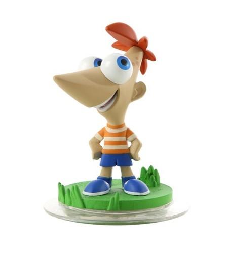 Phineas y Ferb llegan a Disney Infinity para jugar en la Playstation3