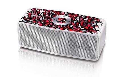 LG ART52: un altavoz diferente por sólo 79 euros en la Crazy Red Night de Mediamarkt