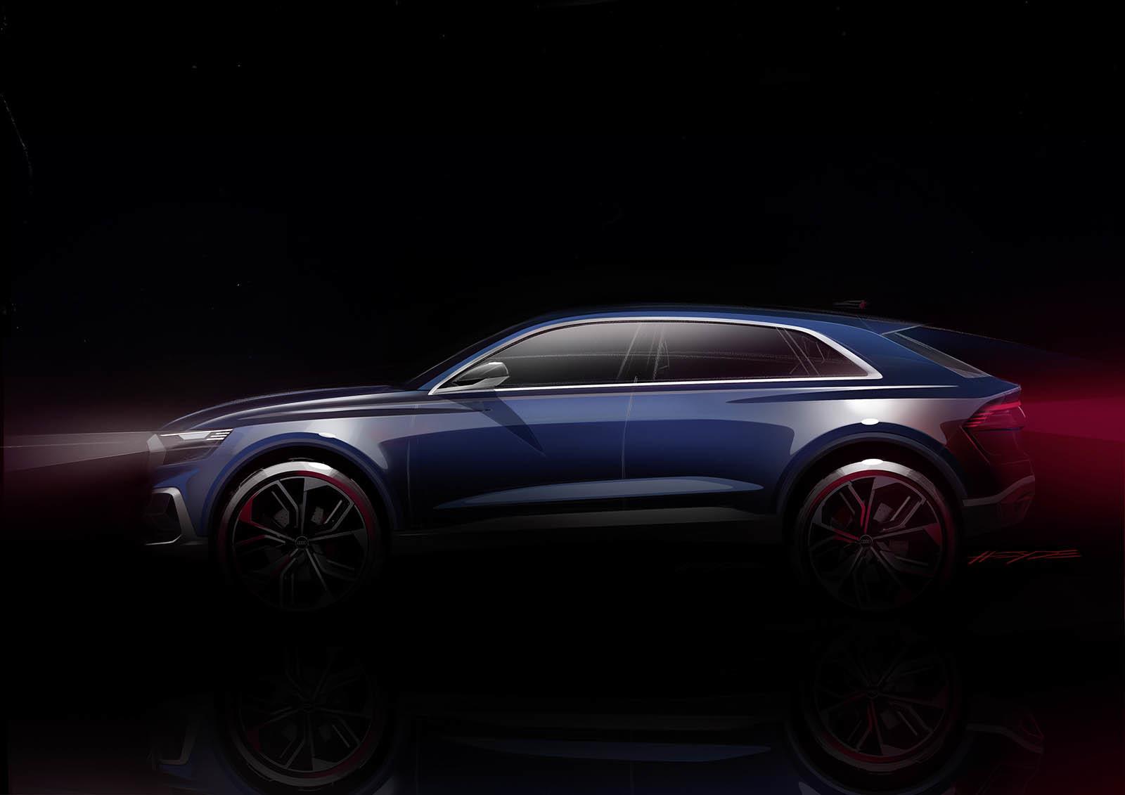 Foto de Audi Q8 Concept (39/39)
