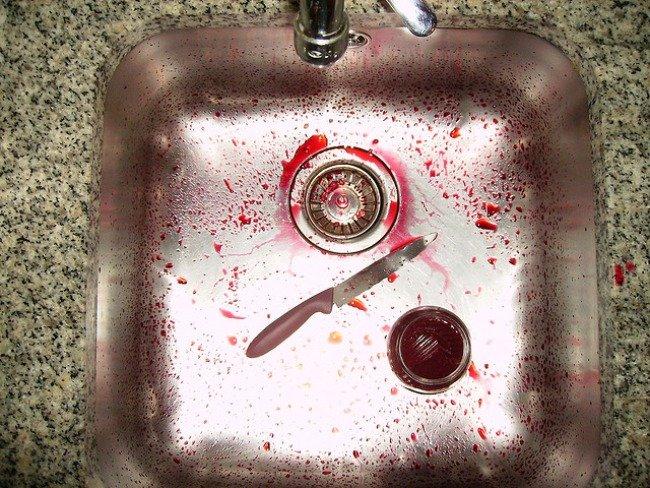 C mo quitar las marcas de gotas de agua del fregadero de metal for Marcas de fregaderos