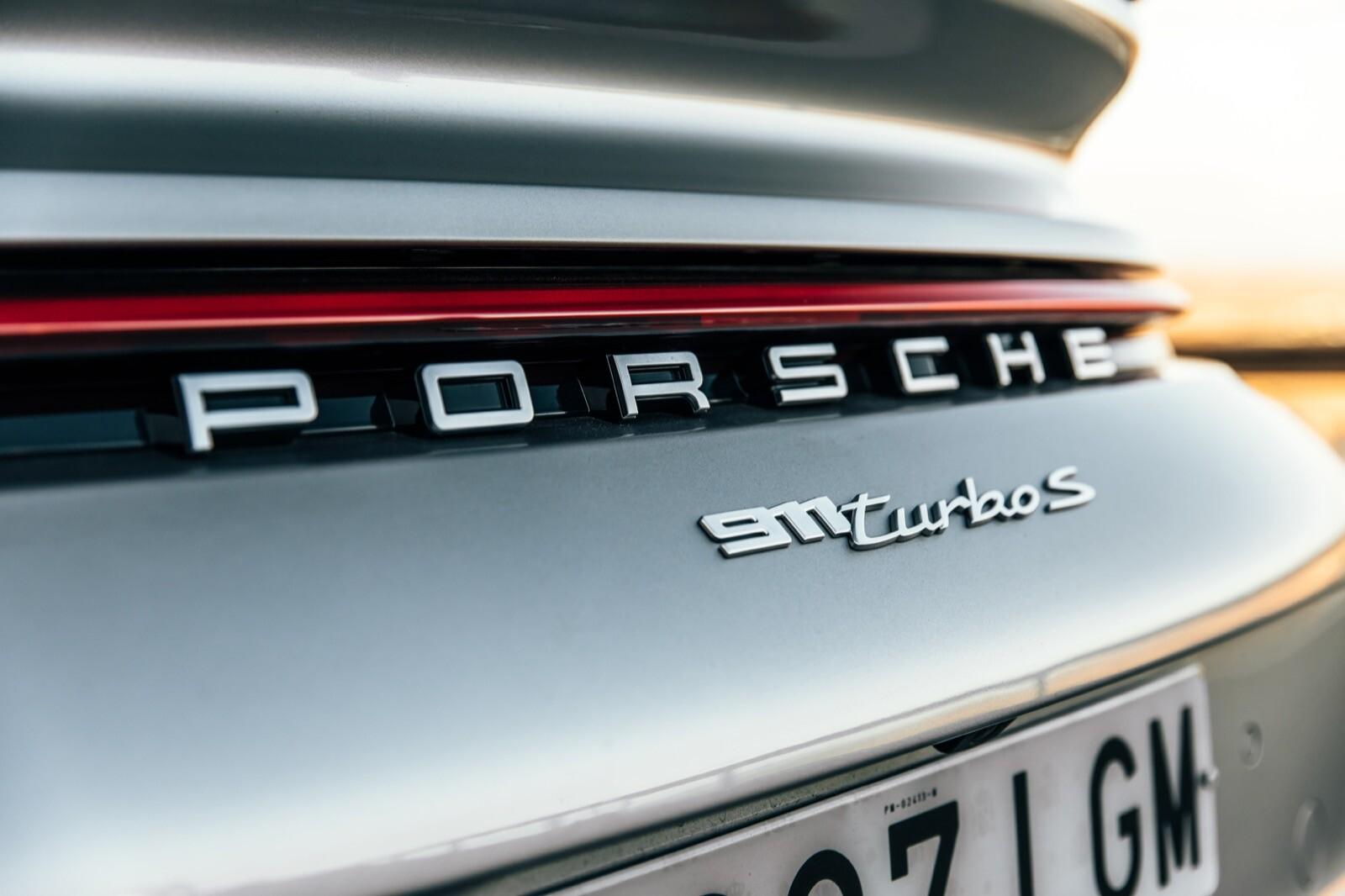 Foto de Porsche 911 Turbo S (Prueba) (39/45)