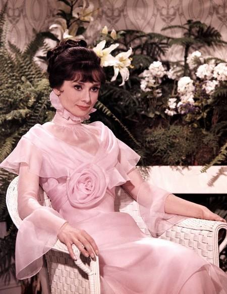 Annex Hepburn Audrey My Fair Lady 18