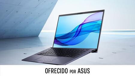 ASUS ExpertBook B9: un portátil ligerísimo (a partir de 870 g) para los profesionales más exigentes