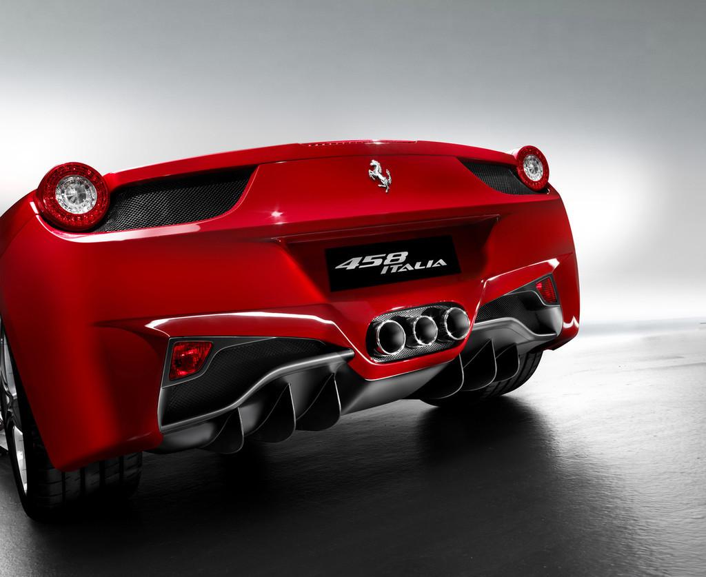 Foto de Ferrari 458 Italia (8/22)