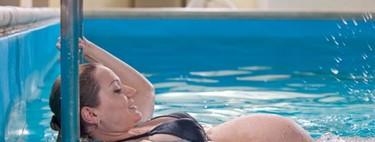 Ejercicio en el agua durante el embarazo: todo beneficios