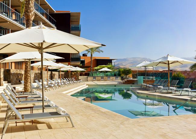 Sheraton Gran Canaria Pool 7th Floor