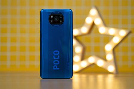 Xiaomi POCO X3 NFC por menos de 200 euros en Amazon: uno de los mejores móviles de 2020, a precio mínimo en esta oferta de Navidad
