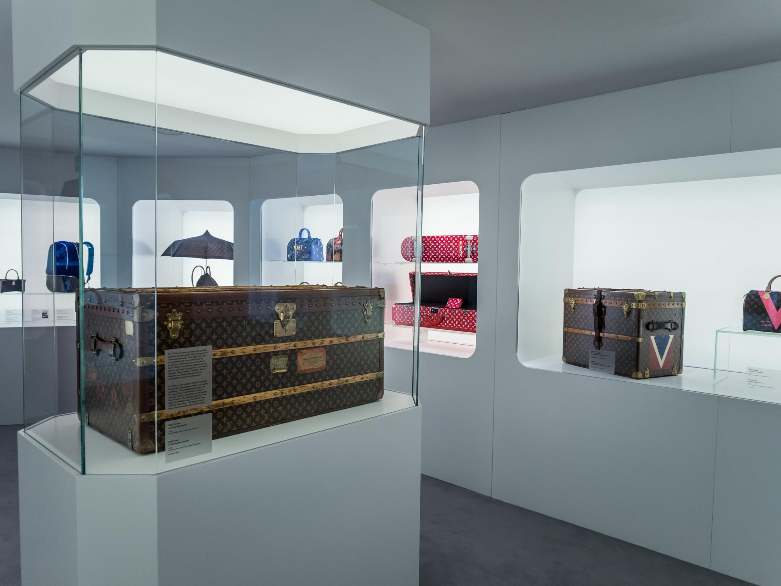 Visitamos 'Time Capsule', la exposición de Louis Vuitton en el Museo Thyssen de Madrid