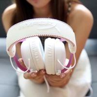 Porqué las chicas también juegan, los audífonos HyperX Cloud II Pink ya están en México