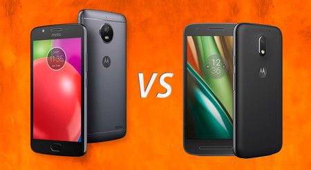 Moto E4 vs Moto E3, comparativa: lector de huellas y diseño metálico para lo más asequible de Motorola