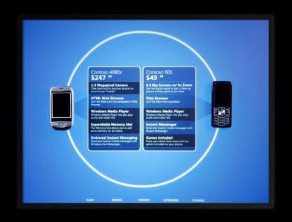 MS Surface y móviles