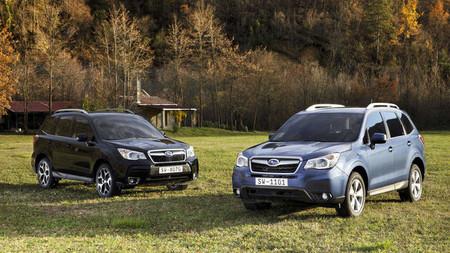 Subaru Forester 2013, precio en España
