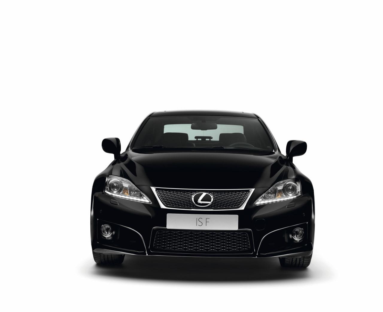 Foto de Lexus IS-F 2011 (9/13)