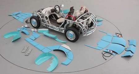 Toyota Camatte en piezas