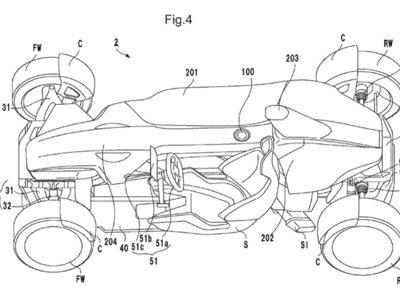 No, Honda no va a fabricar el Project 2&4, pero su patente es demasiado buena para que se quede en nada