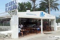"""Delicioso """"bullit"""" de pescado junto a la playa en el Restaurante el Pulpo de Ibiza"""