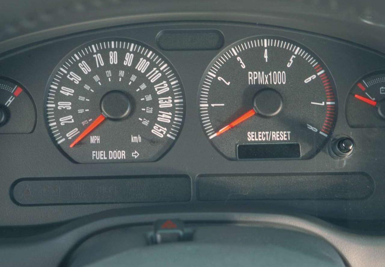 Foto de Ford Mustang Bullitt 2001 (14/19)