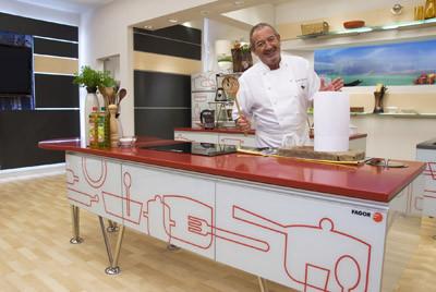 Karlos argui ano nueva cocina de invierno for Cocina carlos arguinano