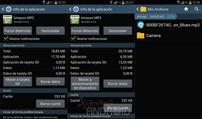 Samsung Galaxy Note 3 con Android 4.4.2
