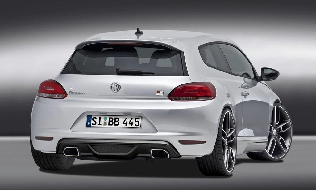 Foto de Volkswagen Scirocco por B&B (2/3)