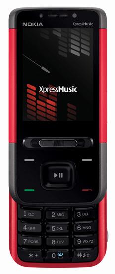 Nokia 5610 XpressMusic con Vodafone