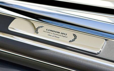 Puerta Rolls-Royce Phantom Juegos Olimpicos Londres 2012