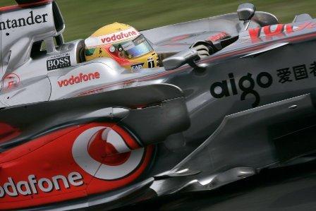 Lewis Hamilton logra la pole en Hungría