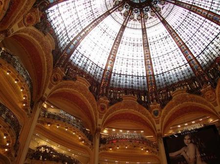 Una parada en las Galerías Lafayette de París (y no solo para comprar)