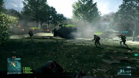 'Battlefield 3' presume de premios en su nuevo tráiler oficial