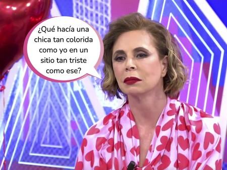Ágatha Ruiz de la Prada arremete duramente contra Isabel Gemio y Antena 3 durante su visita al 'Deluxe'