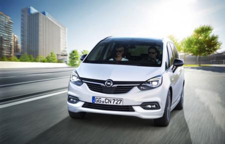Opel Zafira 2016 4