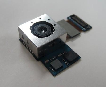 Samsung tiene listo un sensor de 13 megapíxeles con estabilización óptica